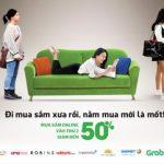 Mua sắm online – Giảm giá đến 50% Thứ hai hàng tuần dành cho khách hàng VPBank