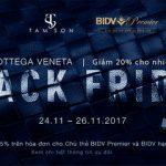 Black Friday – Cơ hội hiếm có sở hữu các sản phẩm thời trang hàng hiệu cùng BIDV