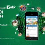 CommCredit giảm 1% lãi suất cho khách hàng Tiểu thương khi vay qua Zalo