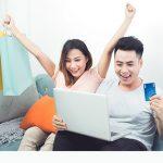 Cơn sốt mua sắm Online - Giảm ngay 300,000 đồng với thẻ quốc tế ACB