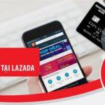 Giảm ngay thêm 30%, tới 500.000 VNĐ cho chủ thẻ Maritime Bank Mastercard tại Lazada
