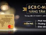 SCB C-Mastercard – Nâng tầm doanh nhân