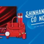 Shinhan trong tay, có ngay giảm giá tại Tiki