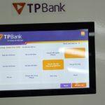 TPBank tự động nhận diện và xếp chỗ khách hàng giao dịch tại quầy