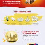 Chương trình khuyến mãi Phúc Lộc Sum Vầy của VietBank