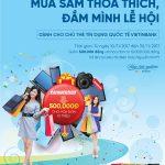 Giảm ngay 500.000 đồng cho chủ thẻ VietinBank tại Nguyễn Kim