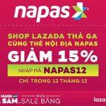 Shop Lazada thả ga cùng thẻ ghi nợ nội địa ABBank