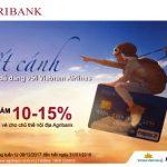 Cất cánh dễ dàng với Vietnam Airlines cùng Agribank
