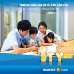 BaoViet Bank cho vay thấu chi có tài sản đảm bảo