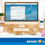 Giảm 10% vé máy bay Vietnam Airlines khi thanh toán bằng thẻ BaoViet Bank