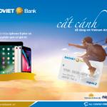 Cơ hội trúng iPhone 8 Plus khi mua vé máy bay online cùng BaoViet Bank
