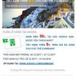 Ưu đãi dành cho chủ thẻ Eximbank tại Agoda