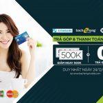 Ưu đãi dành cho chủ thẻ tín dụng Eximbank tại Bạch Long Mobile
