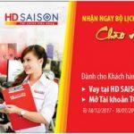 Giao dịch với HD SaiSon - nhận quà từ HDBank