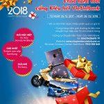 Chào năm mới cùng kiều hối VietinBank