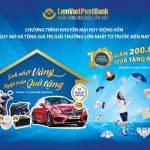51 tỷ đồng tri ân khách hàng nhân dịp kỷ niệm 10 năm thành lập LienVietPostBank