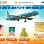 Cất cánh dễ dàng với Vietnam Airlines và Thẻ LienVietPostBank MasterCard