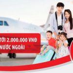 Hoàn 30%, tới 2 triệu đồng cho mọi chi tiêu tại nước ngoài với thẻ tín dụng du lịch Maritime Bank Visa