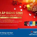 Giáng sinh ấm áp - Đón Tết sum vầy cùng NCB
