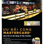 Ưu đãi CGV cùng OCB Mastercard