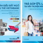 Ngàn điều bất ngờ cùng thẻ VietinBank tại Điện máy Chợ Lớn