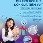 Cùng VietinBank gửi tiền tích lũy - Đón quà thêm vui