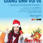 Giáng sinh vui vẻ cùng thẻ VietinBank