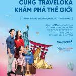 Thanh toán tại Traveloka, chủ thẻ VietinBank được giảm đến 15%