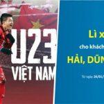 Eximbank cuồng nhiệt cùng U23 Việt Nam