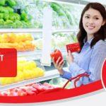 Lễ hội sắm tết - Hoàn tiền 30% tới 300.000 VNĐ khi chi tiêu tại Lotte Mart cùng Maritime Bank