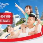 Ưu đãi tới 4 triệu đồng khi mua tour Vietravel với thẻ tín dụng du lịch Maritime Bank Visa