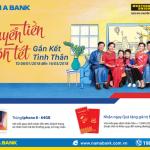 Nhận kiều hối tại Nam A Bank trúng iPhone 8 sành điệu