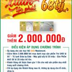Đến Nguyễn Kim mang Tết về nhà - Xuân Lộc Phát 68 tỷ cùng OCB