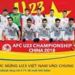 PVcomBank tặng lãi suất khủng mừng chiến thắng U23 Việt Nam