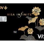 BIDV Visa Infinite - Đặc quyền không giới hạn