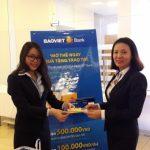 Ra mắt thẻ tín dụng nội địa BaoViet Bank