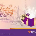 Năm mới tận hưởng nhiều ưu đãi hấp dẫn từ thẻ TPBank Visa Cashfree và TPBank Visa Debit