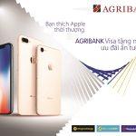 Nhận quà đón Tết cùng thẻ Agribank