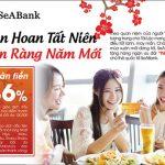 SeABank ưu đãi thẻ quốc tế dịp Tết Nguyên đán 2018