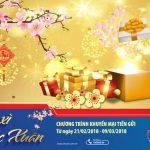 Chương trình khuyến mại tiền gửi Lì xì Lộc Xuân cùng VRB
