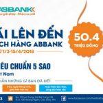 Ưu đãi lên tới hơn 50 triệu đồng tại Atlantic Five-Star English dành cho khách hàng ABBank