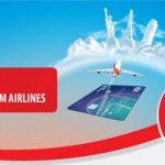 Hoàn thêm 2% khi mua vé máy bay Vietnam Airlines với thẻ tín dụng du lịch Maritime Bank Visa