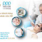Ưu đãi của PPP Laser Clinic dành cho Khách hàng và cán bộ nhân viên MB nhân dịp 8/3