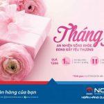 NCB dành trọn tháng 3 cho một nửa yêu thương