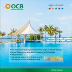 Agoda ưu đãi thêm 12% cho chủ thẻ OCB Mastercard
