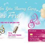 Trọn vẹn yêu thương cùng Sacombank Ladies First