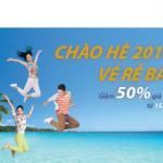 Giảm tới 50% giá vé Vietnam Airlines khi thanh toán qua ngân hàng điện tử SHB
