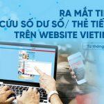 Ra mắt tiện ích tra cứu số dư sổ tiết kiệm trên website VietinBank