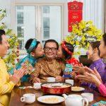 Gia lộc phát tài - Mừng xuân Mậu Tuất của VietABank