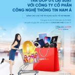 Ưu đãi trả góp lãi suất 0% cho chủ thẻ VietinBank tại hệ thống Nam Á